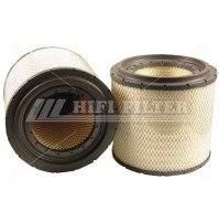Air Filter For CATERPILLAR 4 L 9851 - Dia. 263 mm - SA10281 - HIFI FILTER
